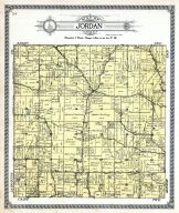 Jordan Township, Green County 1918
